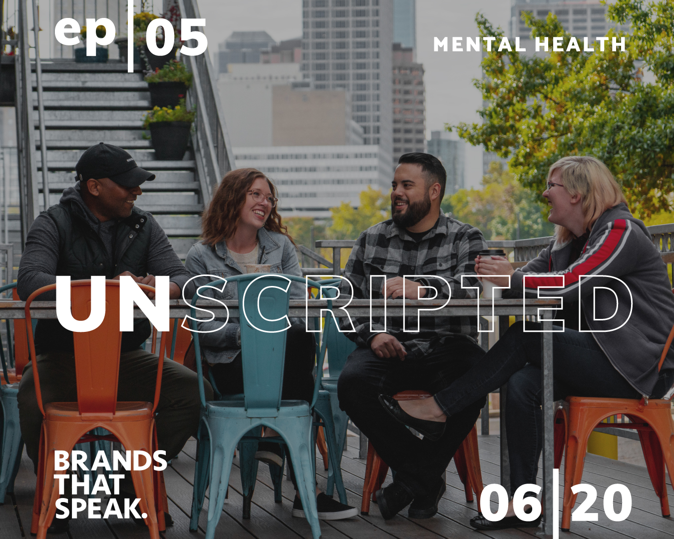Unscripted – Mental Health x COVID-19 Edition