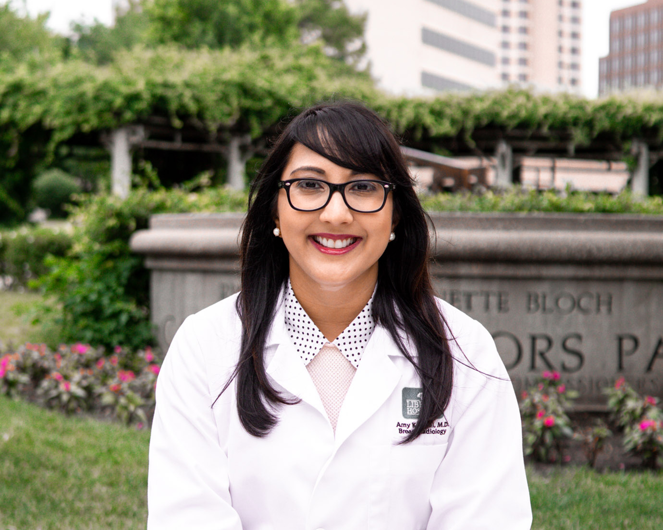 We've teamed up with Leading Breast Imaging Professional, Dr. Amy K. Patel